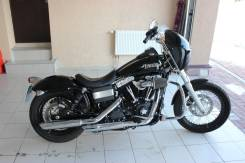 Harley-Davidson Dyna Street Bob. 1 600 куб. см., исправен, птс, с пробегом
