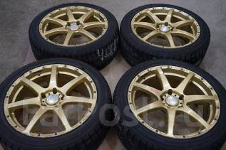 RAYS Sebring. 7.5x18, 5x114.30, ET42, ЦО 73,0мм.