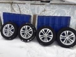 Комплект оригинальных колёс X-Trail. 7.0x17 5x114.30