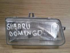 Фара. Subaru Justy