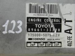 Блок управления двс. Toyota Windom, VCV11 Двигатель 4VZFE
