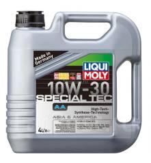 Liqui Moly Special Tec. Вязкость 10W-30, гидрокрекинговое. Под заказ