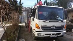 Hino 500. Продается грузовик с манипулятором , 7 600 куб. см., 5 000 кг.