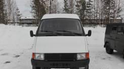 ГАЗ 2705. , 2 445 куб. см., 7 мест