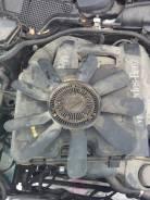 Крыльчатка с термомуфтой Мерседес W210. Mercedes-Benz E-Class, W210 Двигатели: M, 113, E43