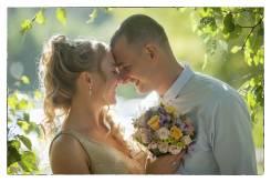 Свадебная видео- и фотосъемка.14 000 за день