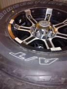 Резина Bridgestone 275/70/16 на дисках. 8.0x16 6x139.70 ET0 ЦО 110,0мм.