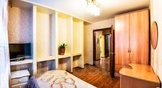 3-комнатная, улица Кирдищева 1. БАМ, агентство, 61 кв.м.