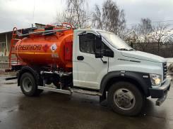 ГАЗ Газон Next. Продаем ГАЗон-NEXT -топливозаправщик . В наличии., 4 450 куб. см., 5,30куб. м.