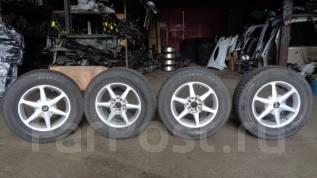 Продаю комплект отличных колес R15. 6.5x15 5x100.00, 5x114.30 ET45