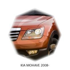 Накладка на фару. Kia Mohave