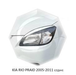 Накладка на фару. Kia Rio