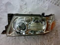 Фара. Nissan Bassara, JU30 Двигатель KA24DE