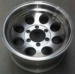 Lenso KR-5. 9.0x16, 6x139.70, ET-30