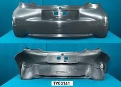 Бампер. Toyota Aygo, WNB10, KGB10 Двигатели: 2WZTV, 1KRFE
