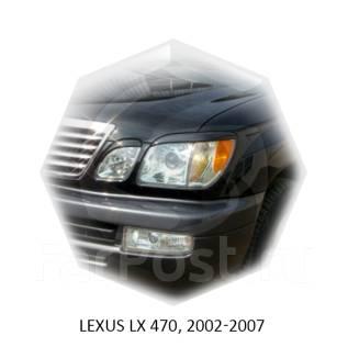 Накладка на фару. Lexus LX470