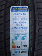 Maxtrek Fortis T5. Летние, 2016 год, без износа, 4 шт