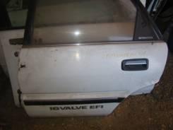 Дверь боковая. Toyota Sprinter, AE91