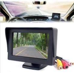 """4.3"""" Автомобильный цветной LCD-монитор. Под заказ"""