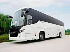 Scania. Touring междугородний в Омске, 13 000 куб. см., 49 мест