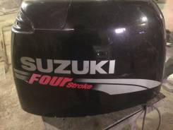 Suzuki. 115,00л.с., 4х тактный, бензин, нога L (508 мм), Год: 2006 год