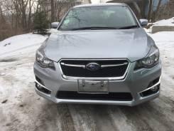 Subaru Impreza. механика, 4wd, 1.6 (115 л.с.), бензин, 4 тыс. км, б/п