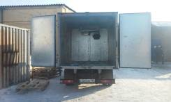 ГАЗ Газель. Газель рефрижератор 3500 кг, 2 776 куб. см., 3 499 кг.