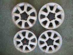 Mitsubishi. 5.0x15, 5x114.30, ET46, ЦО 65,0мм.