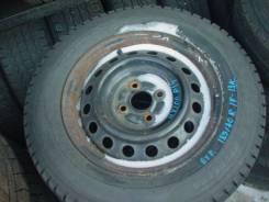 Dunlop Graspic DS2. Зимние, без шипов, 2006 год, износ: 5%, 4 шт