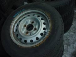 Bridgestone Ecopia R680. Летние, 2014 год, износ: 5%, 4 шт