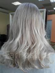 Индивидуальное окрашивание волос по доступной цене! Профессионально!