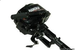 Hangkai. 4,00л.с., 2х тактный, бензин, нога S (381 мм), Год: 2017 год
