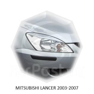 Накладка на фару. Mitsubishi Lancer, CS2A, CS1A, CS5W, CS6A, CS5A, CS3A, CS9W, CS9A, CS2V, CS3W, CS2W