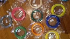 Цветной PLA пластик для 3Д ручек, рулон 10 метров, не токсичен