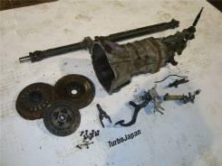 Механическая коробка переключения передач. Toyota Chaser, JZX100 Двигатель 1JZGTE