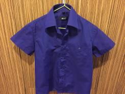 Рубашки школьные. Рост: 116-122, 122-128 см