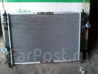 Радиатор масляный охлаждения акпп. Chevrolet Aveo, T200 F14D4