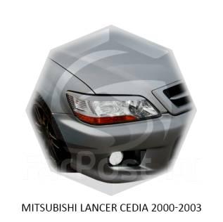 Накладка на фару. Mitsubishi Lancer Cedia, CS5W, CS5A