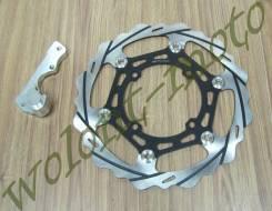 Тормозной диск (270мм) Передний ZC775/TRS012 RMZ250 (04-06), KX125/250 (03-05)