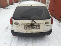 Дверь багажника. Nissan AD, VFY11