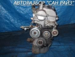 Двигатель в сборе. Toyota Vitz, SCP90 Toyota Ractis, SCP100 Toyota Belta, SCP92, SCP100 Двигатель 2SZFE