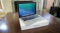 "Apple MacBook Pro 13 2012 Mid. 13"", 2,9ГГц, ОЗУ 8192 МБ и больше, диск 750 Гб, WiFi, Bluetooth, аккумулятор на 10 ч."