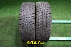 Dunlop Graspic DS2. Зимние, без шипов, 2003 год, износ: 10%, 2 шт
