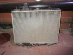 Радиатор охлаждения двигателя. Lifan Smily