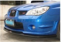 Губа. Subaru Legacy Subaru Impreza WRX STI. Под заказ