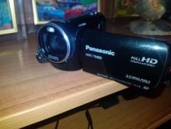 Panasonic HDC-TM80. Менее 4-х Мп, без объектива