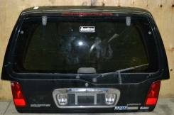 Дверь багажника. Lincoln Navigator Двигатели: LINCOLN, INTECH