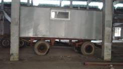 ЭТР. Продается дом-бытовка на шасси в Верхней Салде