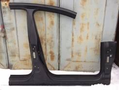 Порог пластиковый. Volkswagen Passat