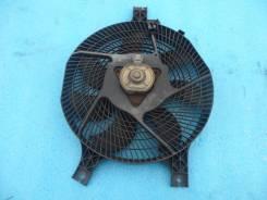 Вентилятор радиатора кондиционера. Nissan Laurel, 35